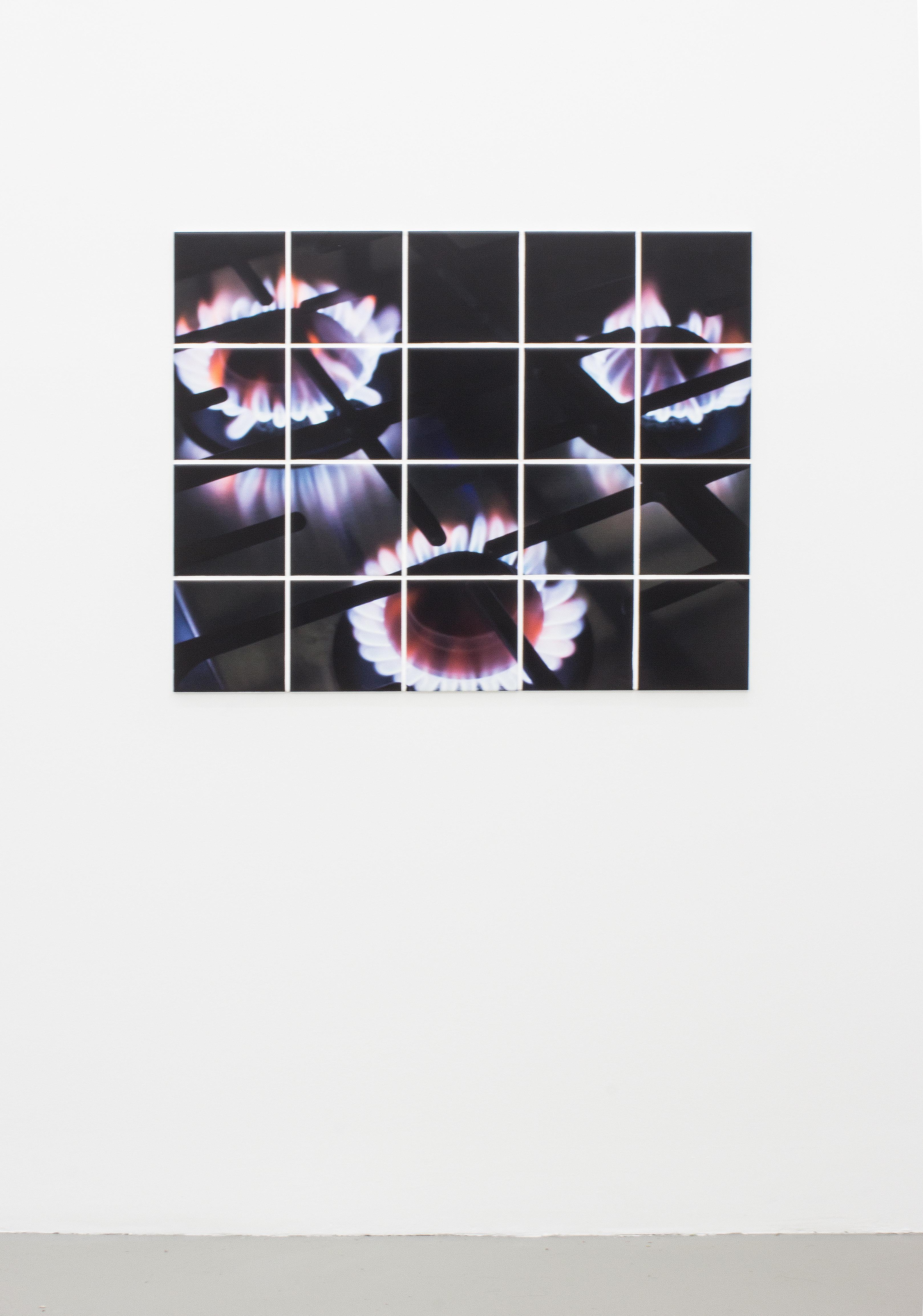 Libby Rothfeld Stove #2, 2015 Tile, plaster