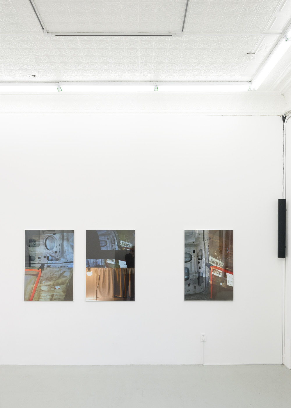 No Dice (I),2015 Installation View