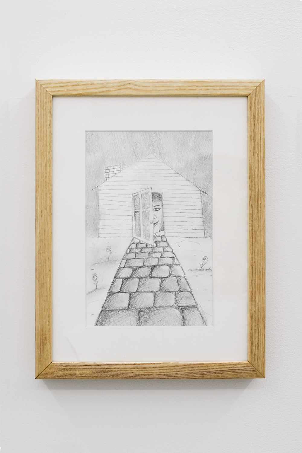 Quintessa Matranga Rocky Road, 2016 Graphite on paper
