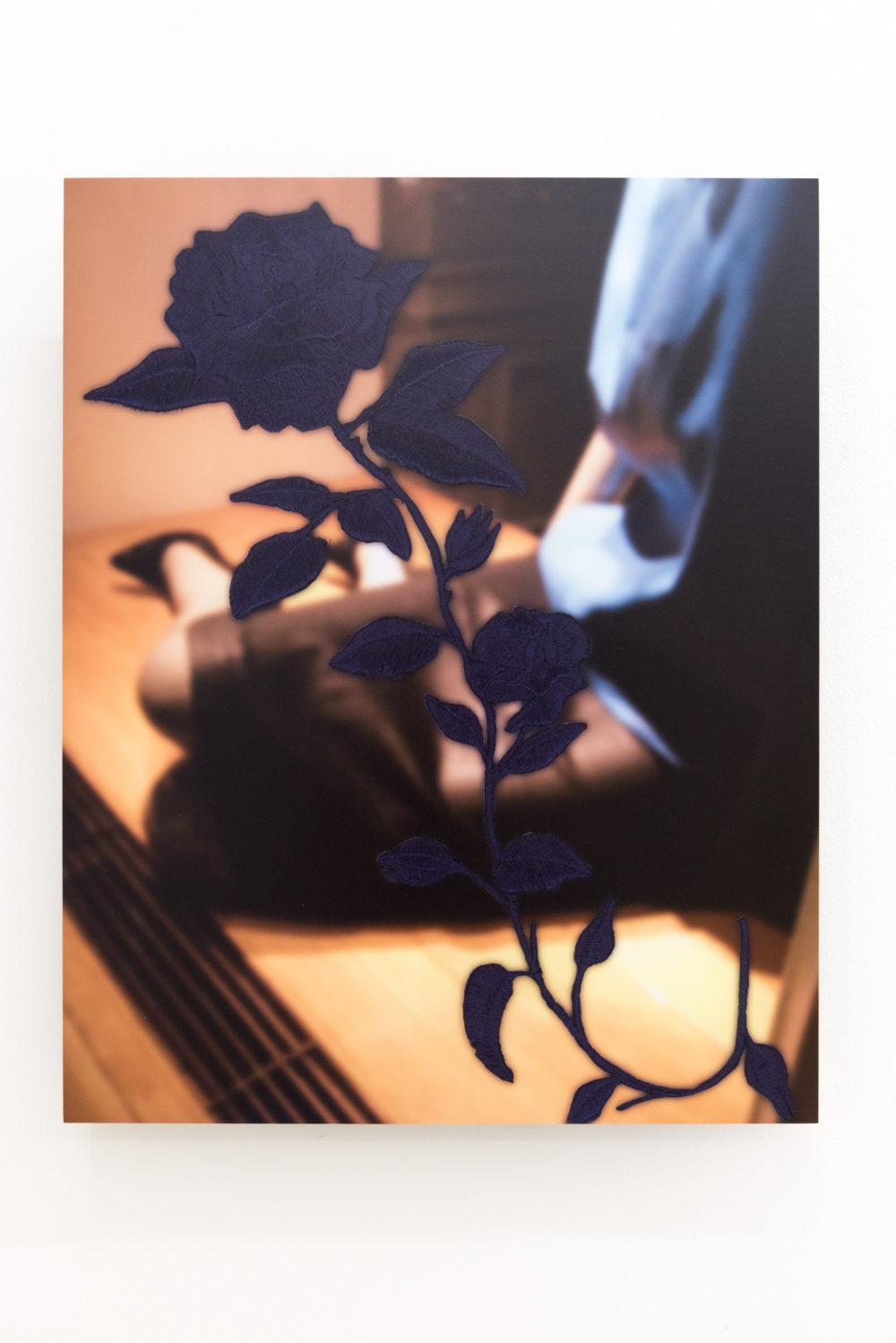 Dena Yago In a Future April, 2016 Digital C-print mounted on aluminum Edition of 3