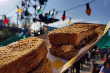 S'more French Toast Sandwich at Woody's Lunchbox in Hollywood Studios