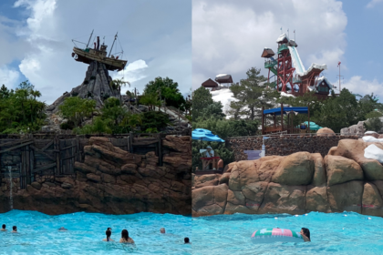 Typhoon Lagoon vs. Blizzard Beach