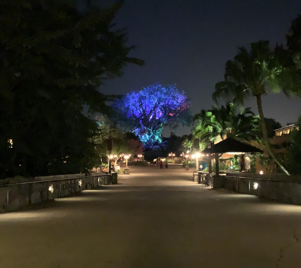 The Tree of Life at the End of the Night for DVC Moonlight Magic