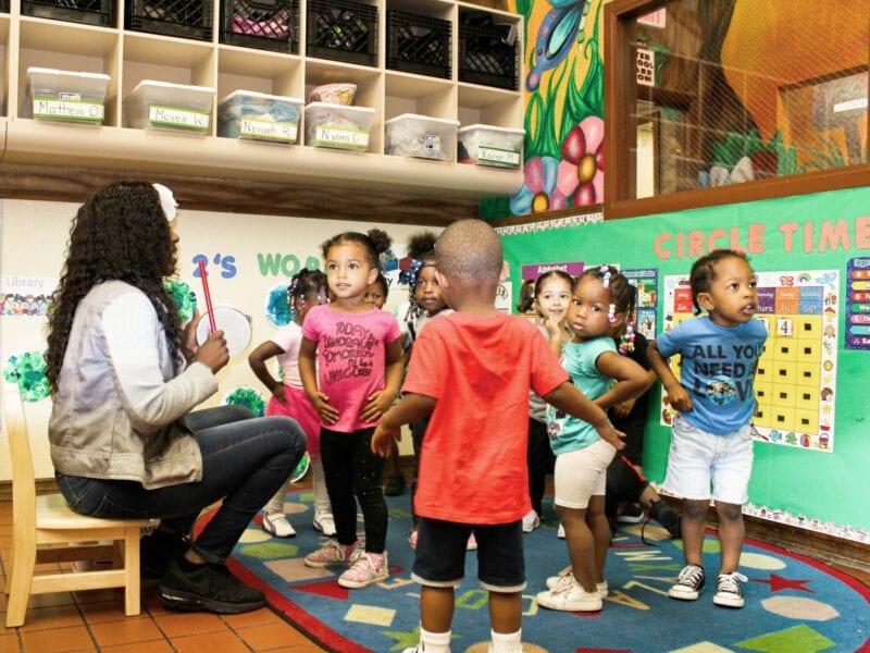 Cognitive Development in Preschool Children