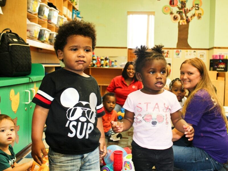 Tips for Handling the First Days of Preschool