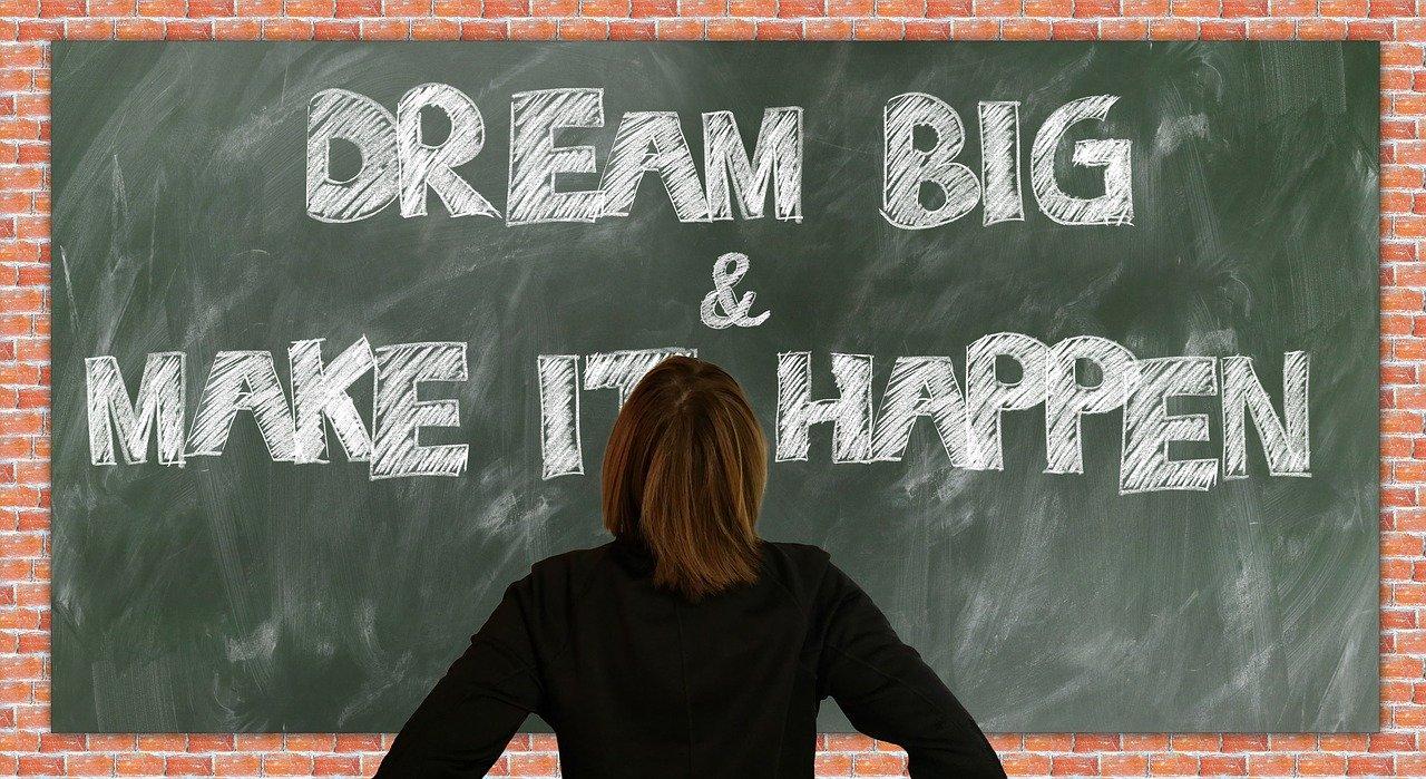 board, school, dreams