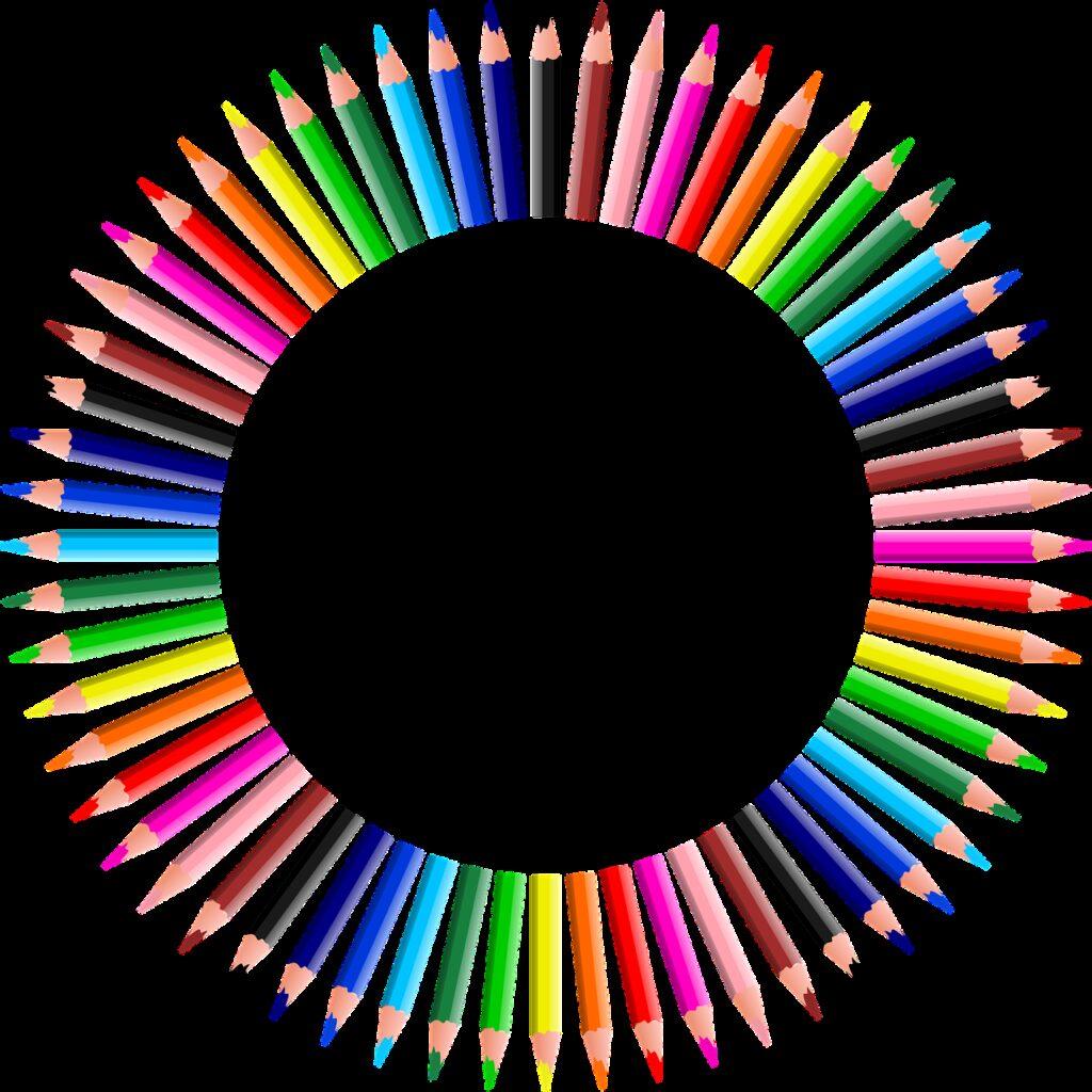 colorful, prismatic, chromatic