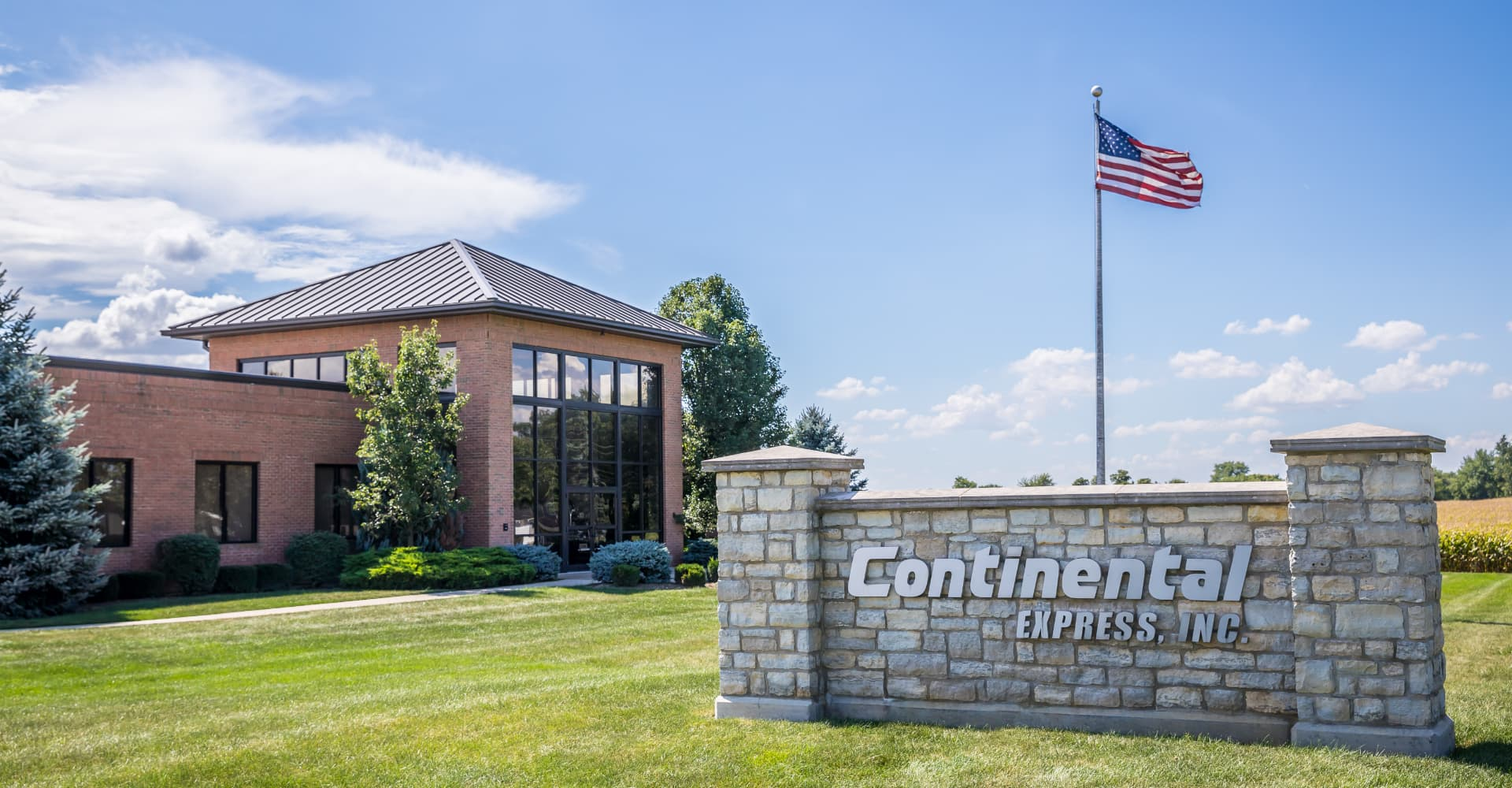 Continental Express Sidney location