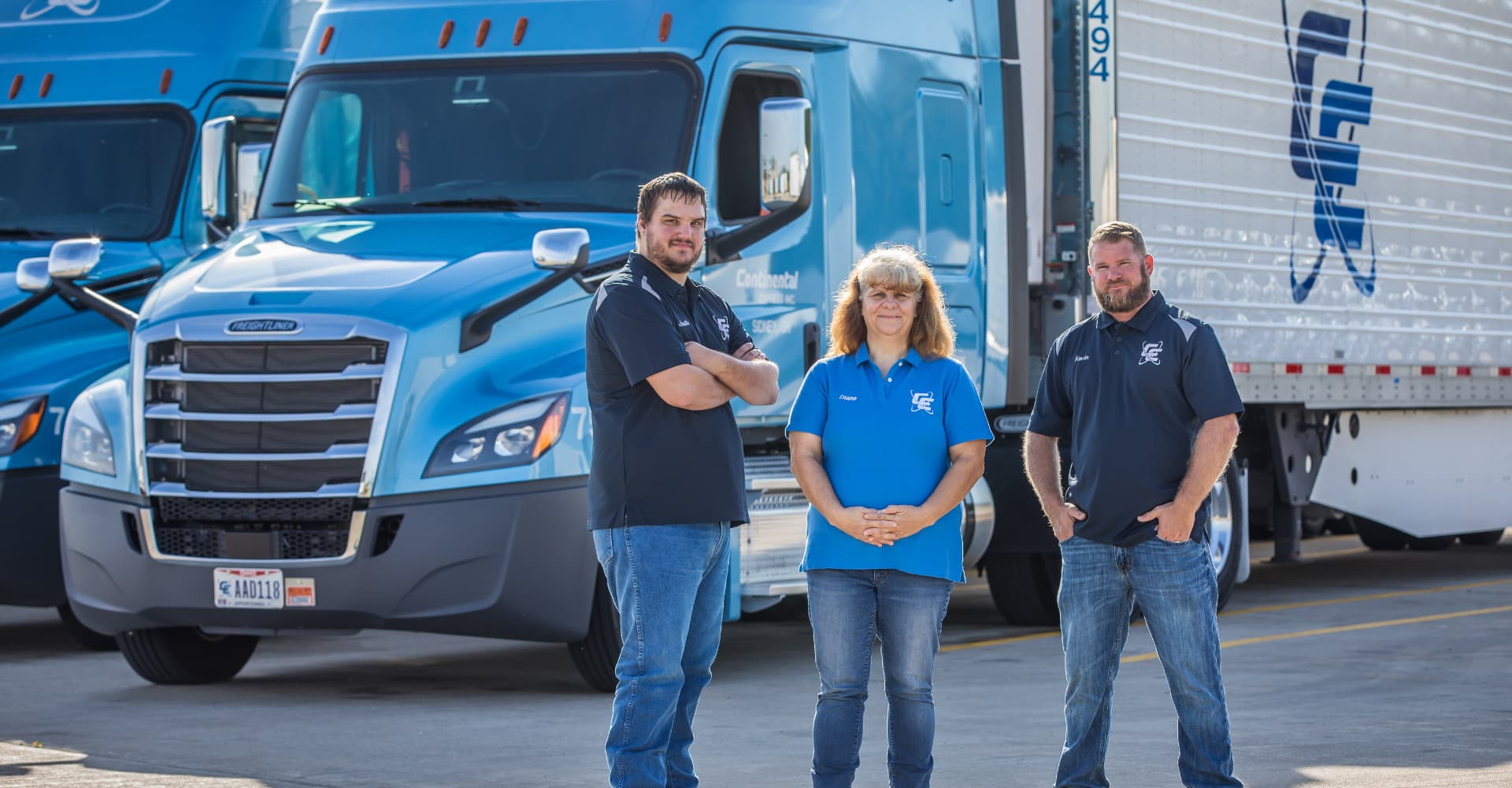 Continental Express employees