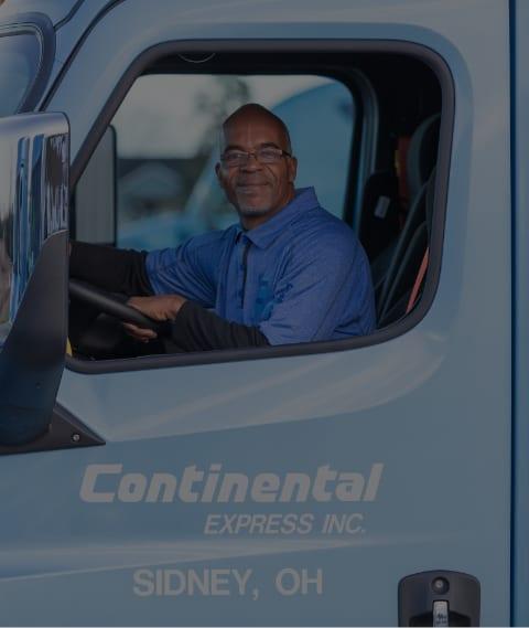 Continental Express employee