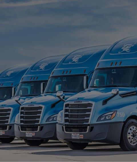 Continental Express trucks