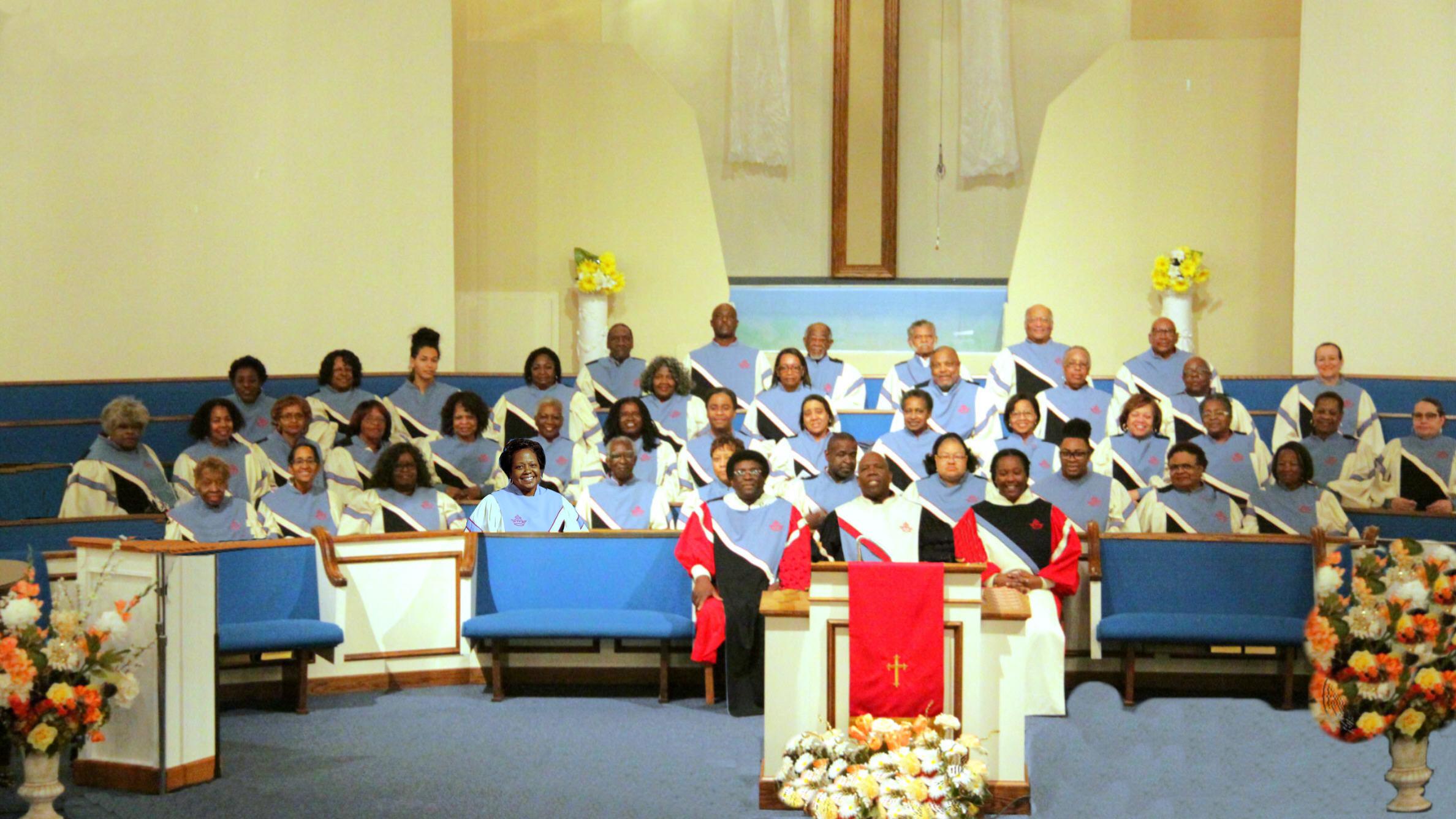 Palma Ceia Mass Choir