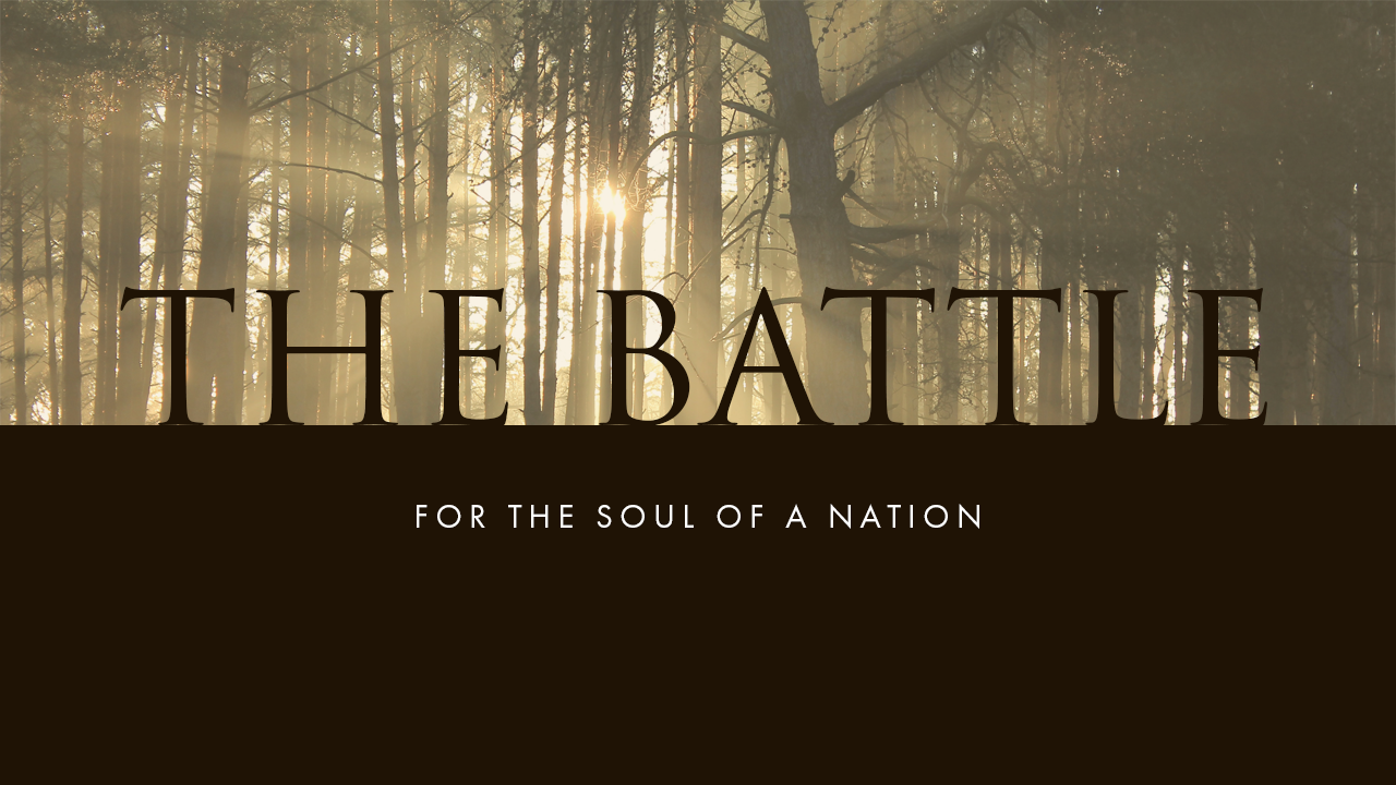 The Battle For The Soul Of A Nation