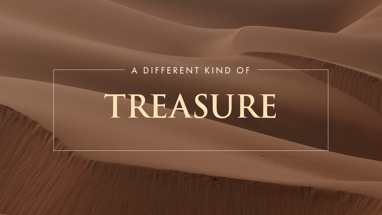 A Different Kind Of Treasure