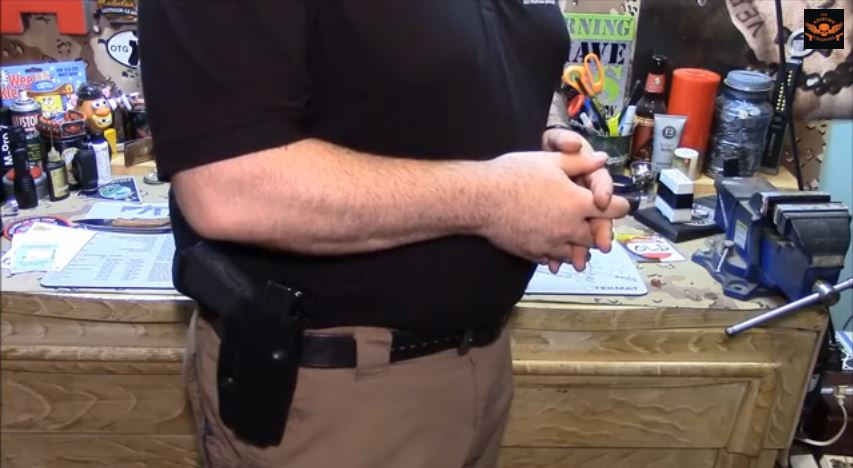 Holsters Compared – Blade-Tech, Safariland, Fobus