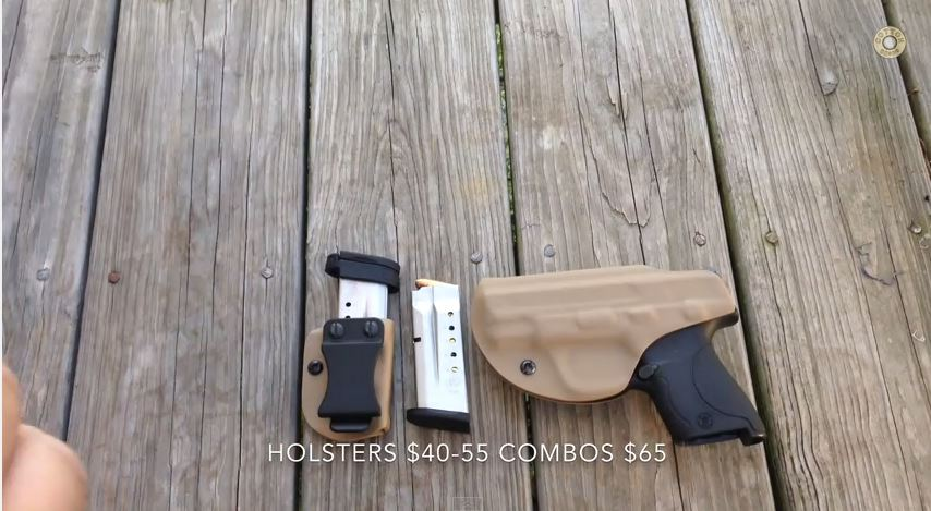 Smith & Wesson M&P Shield Kydex Holster