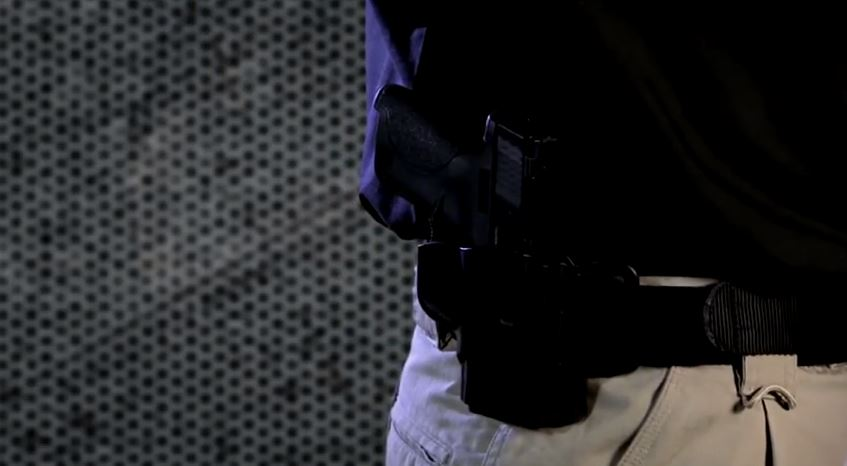 Uncle Mike's Reflex Holster