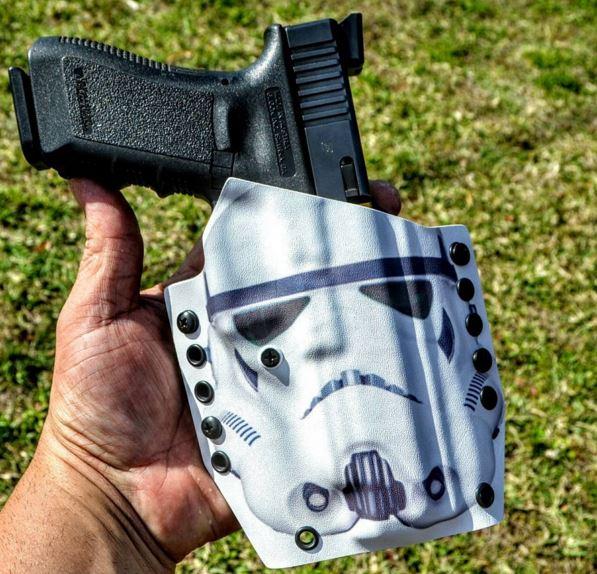 Kydex Stormtrooper Holster