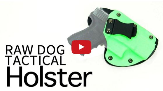 Raw Dog Tactical Defender Pro Series Holster Review