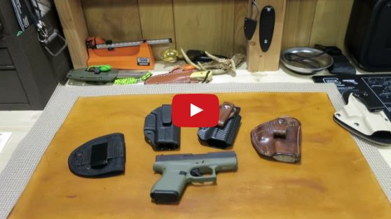 Glock 43 Holsters