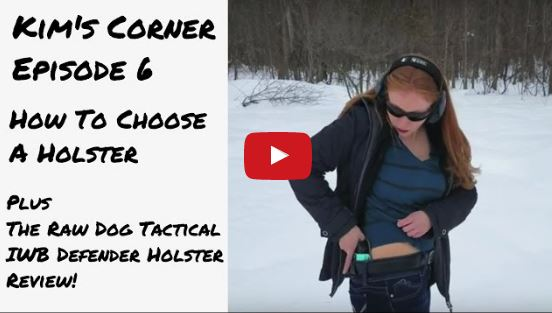 Raw Dog Tactical Defender Pro Holster