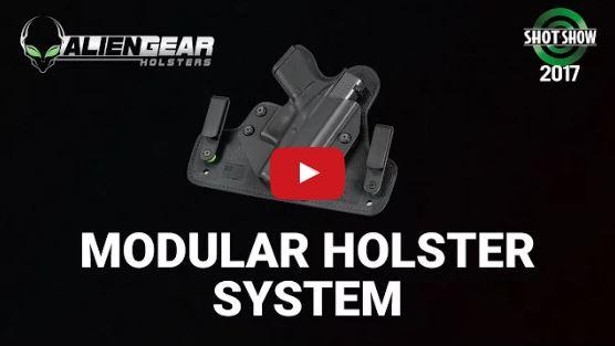 Alien Gear Modular Holster System