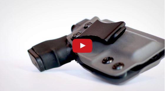 Clinger Holsters V2 Stingray Holster for Glock 43