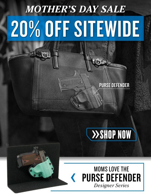 CrossBreed Holsters Mothers Day Promo