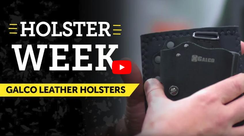 Galco Holsters - Ankle Guard, Quick Slide Belt Holster, ExtremeTuk IWB Holster