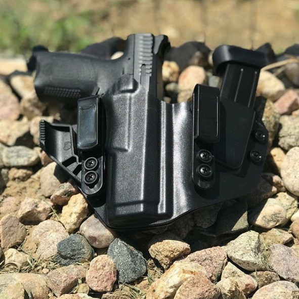 NoCo Concealment Concord All-in-One Appendix Holster