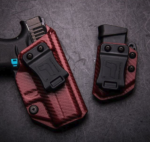 Tulster Profile Holster and Universal Mag Carrier for Glock 43