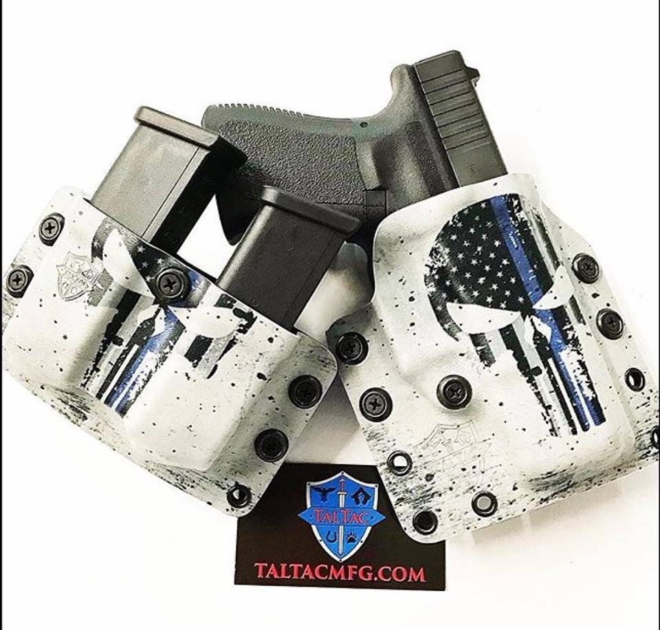 TALTAC Holster and Magazine Carrier