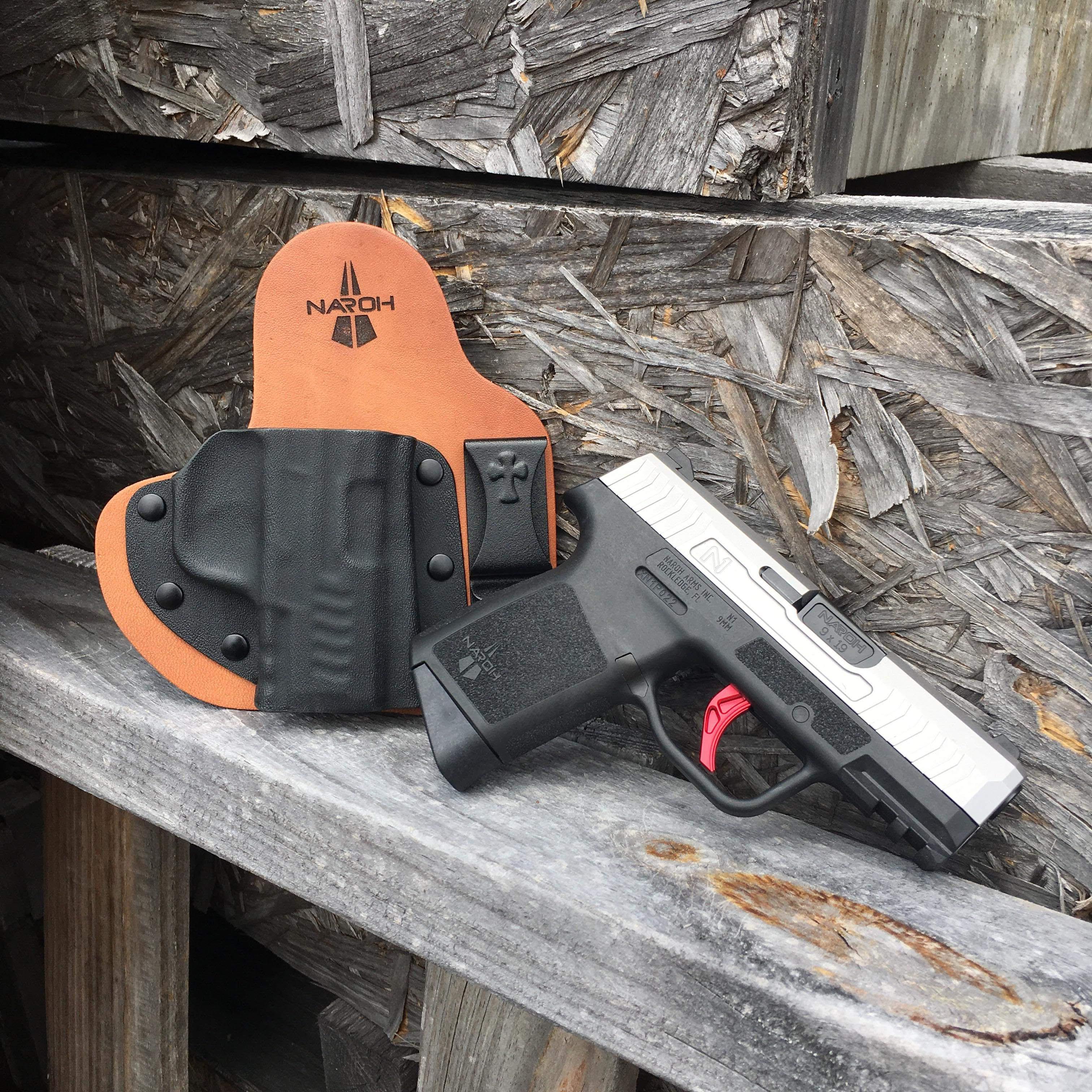 Crossbreed N1 Pistol