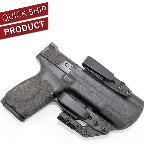 JM Custom Kydex AIWB Wing Claw 2 Holster for S&W