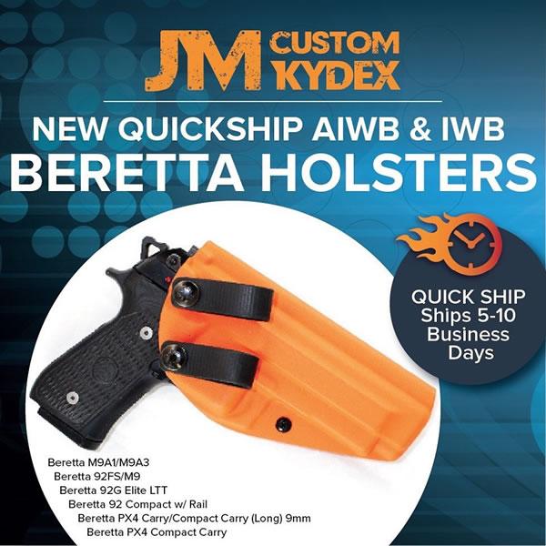 Quickship Beretta Holsters
