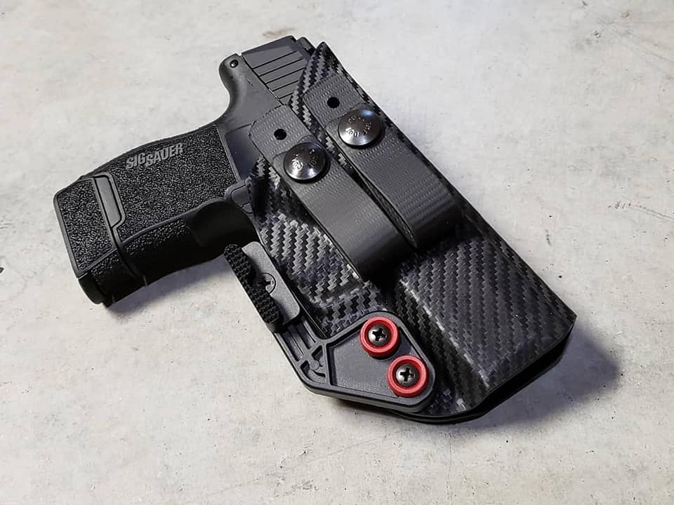 Steadfast Holsters Sig P365 AIWB Kydex Holster