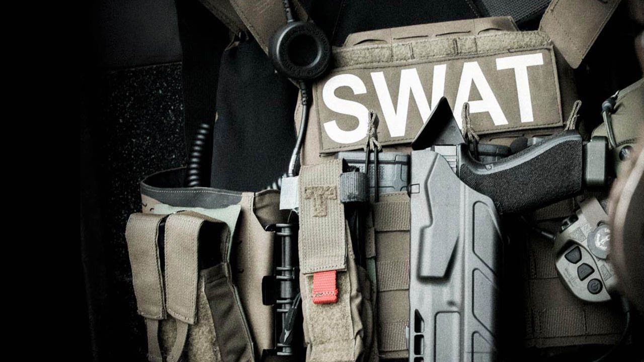 Safariland Tactical Holsters and Holster Retention