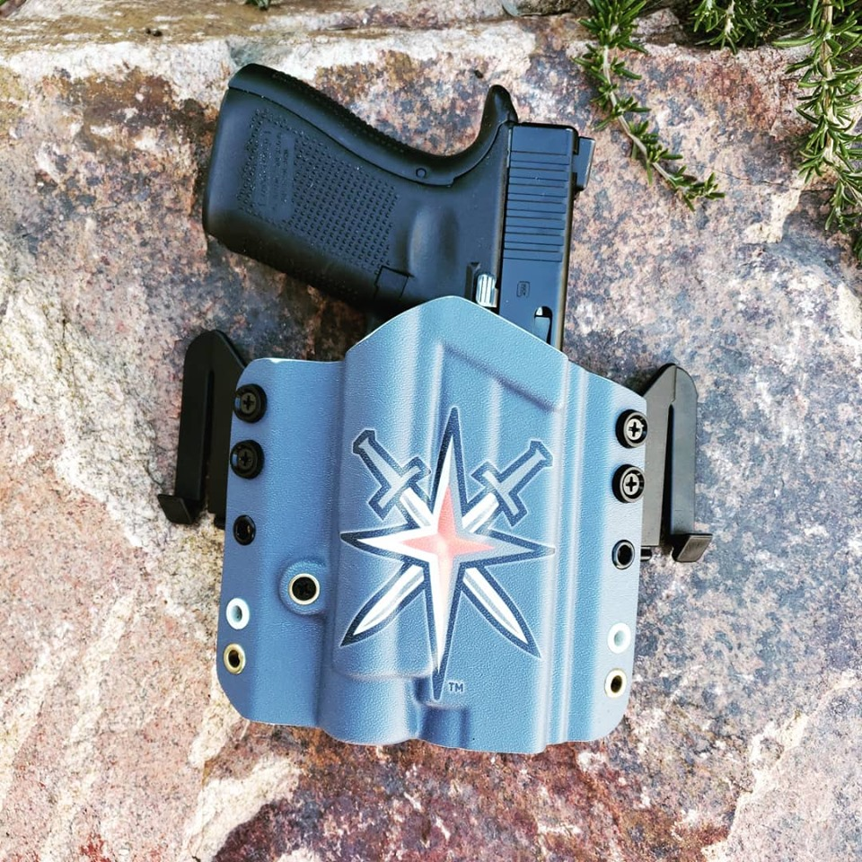 Turbo Gunworks Custom Kydex Holster for Glock 19