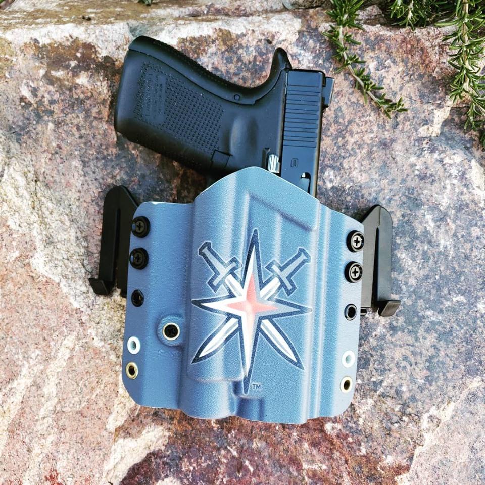Turbo Gunworks Custom Kydex Holster for Glock 19