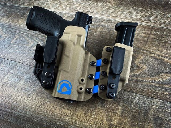 Black Arch Entrada Flexible Appendix Holster