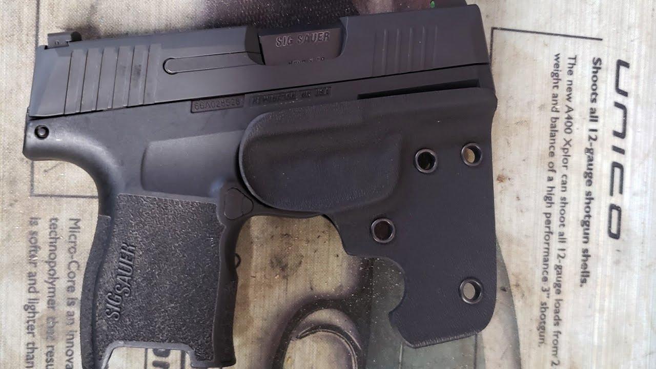 BORAII Pocket Holster for Sig P365