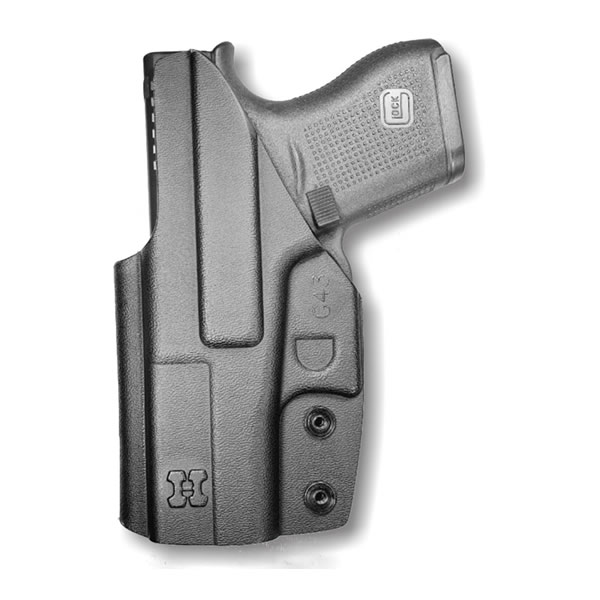 Houston IWH Kydex Holster for Glock 43
