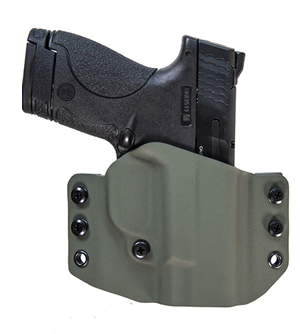 The Warrior holster