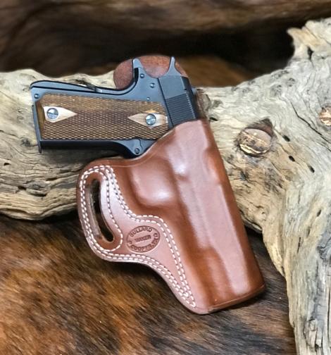 Bullard Leather Crossdraw Holster