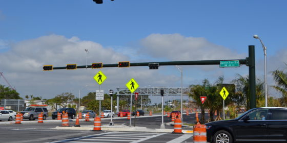 Spanish River Boulevard I-95 Interchange, Boca Raton, FL