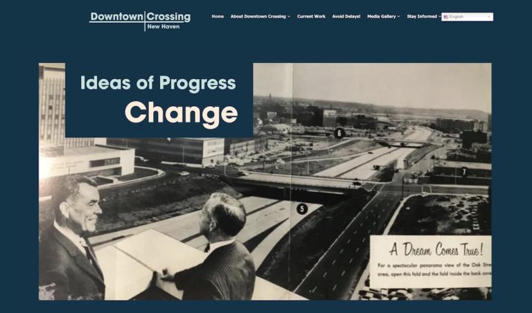 Reaching The Community-Website Development