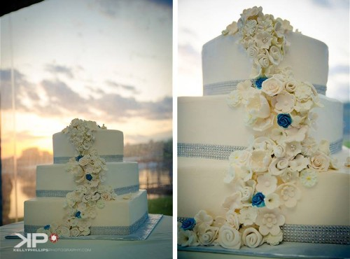 Wedding Cake - Maryland Wedding