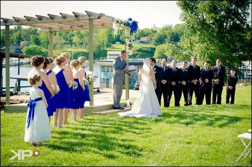 Wedding Ceremony Maryland Waterfront Venue