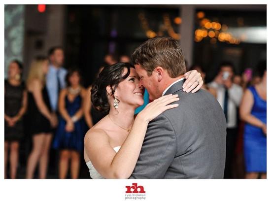 First Dance - Vie Wedding Venue