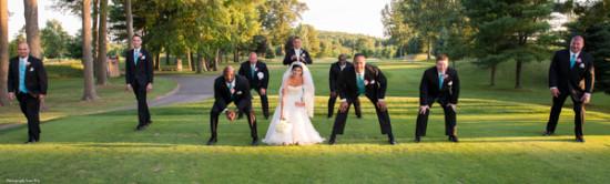Wedding at Black Swan Country Club Georgetown